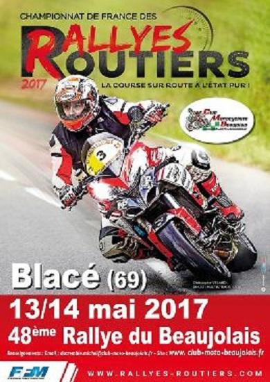 49 ème Rallye Moto du Beaujolais - Blacé dans le Beaujolais