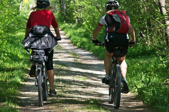 La voie verte du Beaujolais à Quincié-en-Beaujolai